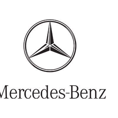 Custom mercedes-benz logo iron on transfers (Decal Sticker) No.100234