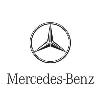 Custom mercedes-benz logo iron on transfers (Decal Sticker) No.100235
