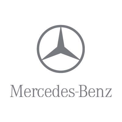 Custom mercedes-benz logo iron on transfers (Decal Sticker) No.100236
