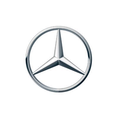 Custom mercedes-benz logo iron on transfers (Decal Sticker) No.100238
