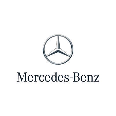 Custom mercedes-benz logo iron on transfers (Decal Sticker) No.100239