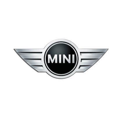 Custom mini logo iron on transfers decal sticker no 100243