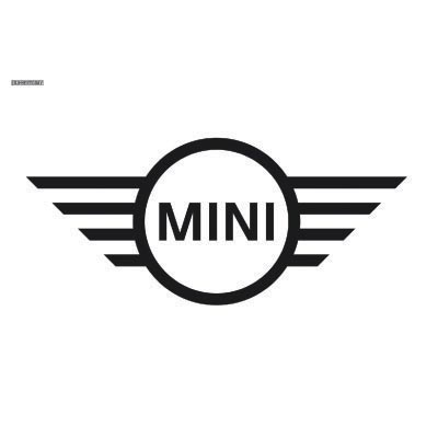 Custom mini logo iron on transfers (Decal Sticker) No.100244