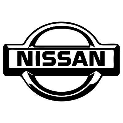 Custom nissan logo iron on transfers (Decal Sticker) No.100251