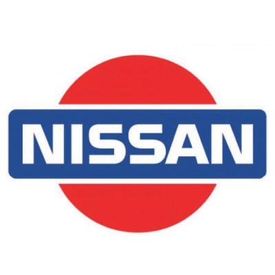 Custom nissan logo iron on transfers (Decal Sticker) No.100254
