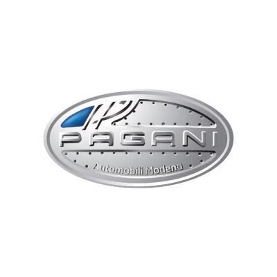 Custom pagani logo iron on transfers (Decal Sticker) No.100257