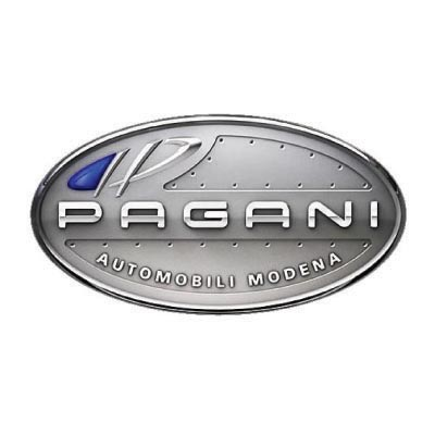 Custom pagani logo iron on transfers (Decal Sticker) No.100258