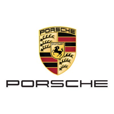 Custom porsche logo iron on transfers (Decal Sticker) No.100266