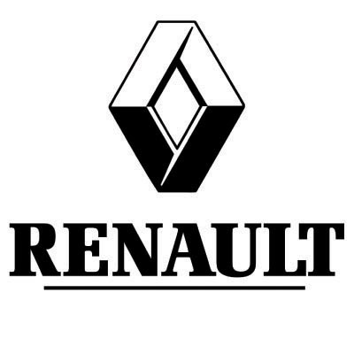 Custom renault logo iron on transfers (Decal Sticker) No.100270