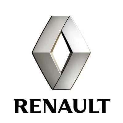 Custom renault logo iron on transfers (Decal Sticker) No.100271