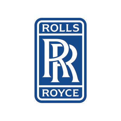 Custom rolls-royce logo iron on transfers (Decal Sticker) No.100275