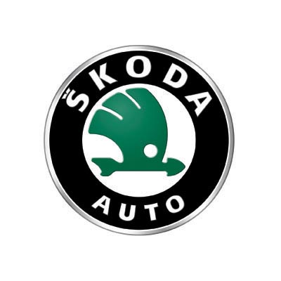 Custom skoda logo iron on transfers (Decal Sticker) No.100286
