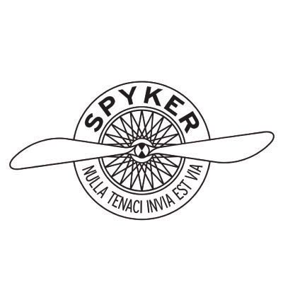 Custom spyker logo iron on transfers (Decal Sticker) No.100294