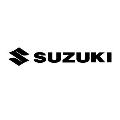Custom suzuki logo iron on transfers (Decal Sticker) No.100300