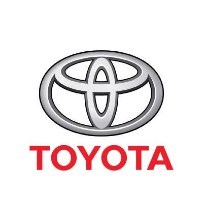 Custom toyota logo iron on transfers (Decal Sticker) No.100304