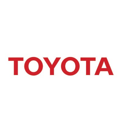 Custom toyota logo iron on transfers (Decal Sticker) No.100306