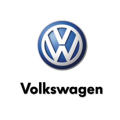 Custom volkswagen logo iron on transfers (Decal Sticker) No.100310