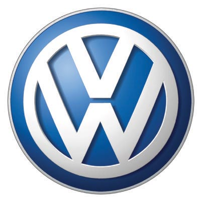 Custom volkswagen logo iron on transfers (Decal Sticker) No.100313