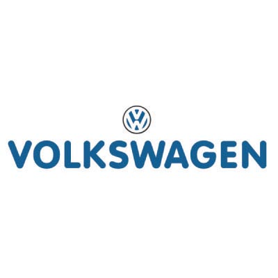Custom volkswagen logo iron on transfers (Decal Sticker) No.100314
