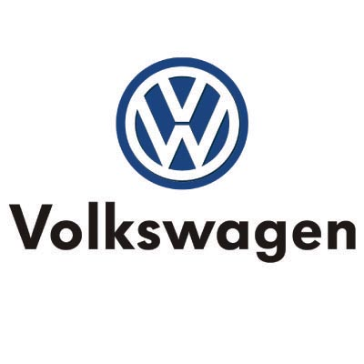 Custom volkswagen logo iron on transfers (Decal Sticker) No.100315