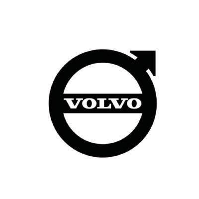 Custom volvo logo iron on transfers (Decal Sticker) No.100316