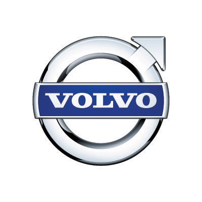 Custom volvo logo iron on transfers (Decal Sticker) No.100318