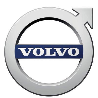 Custom volvo logo iron on transfers (Decal Sticker) No.100319