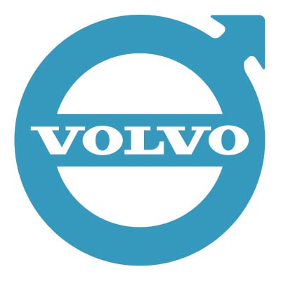 Custom volvo logo iron on transfers (Decal Sticker) No.100320