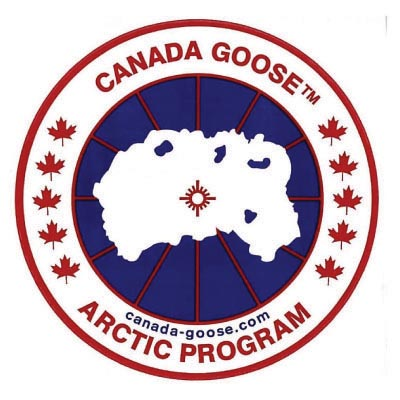 Custom canada goose logo iron on transfers (Decal Sticker) No.100331