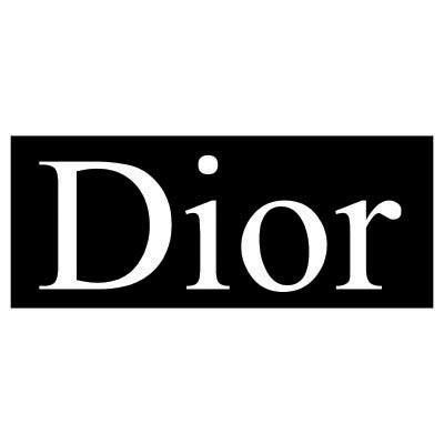 Custom dior logo iron on transfers (Decal Sticker) No.100340