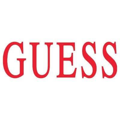 Custom guess logo iron on transfers (Decal Sticker) No.100355