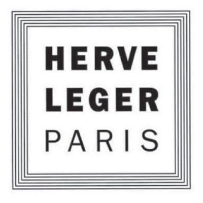 Custom herve leger logo iron on transfers (Decal Sticker) No.100359