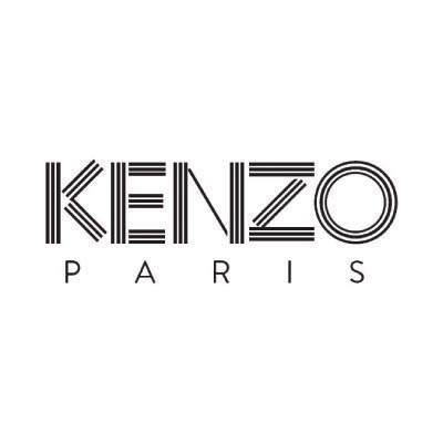 Custom kenzo logo iron on transfers (Decal Sticker) No.100362