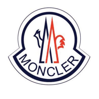 Custom moncler logo iron on transfers (Decal Sticker) No.100376