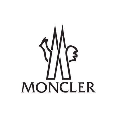 Custom moncler logo iron on transfers (Decal Sticker) No.100377
