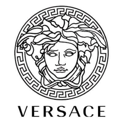 Custom versace logo iron on transfers (Decal Sticker) No.100407
