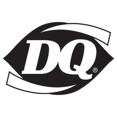 Custom dairy queen logo iron on transfers (Decal Sticker) No.100414