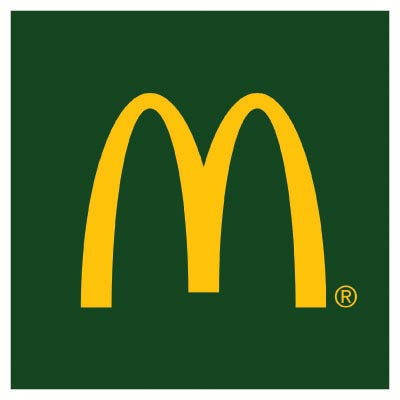 Custom mcdonalds logo iron on transfers (Decal Sticker) No.100426