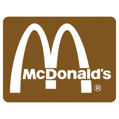 Custom mcdonalds logo iron on transfers (Decal Sticker) No.100429