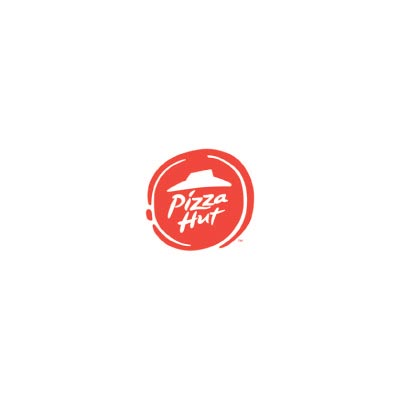 Custom pizza hut logo iron on transfers (Decal Sticker) No.100436