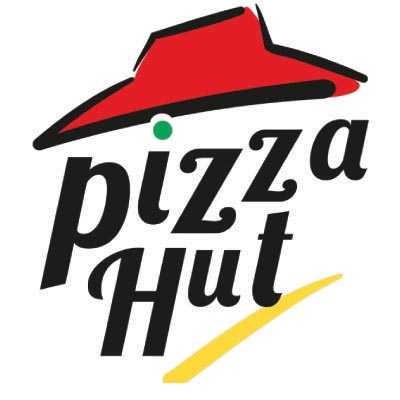 Custom pizza hut logo iron on transfers (Decal Sticker) No.100442