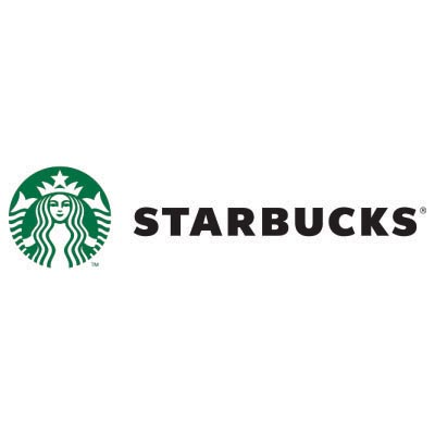 Custom starbucks logo iron on transfers (Decal Sticker) No.100448