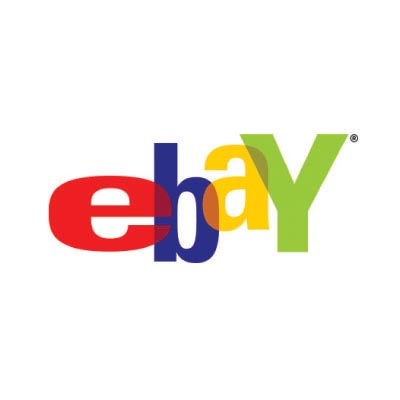 Custom ebay logo iron on transfers (Decal Sticker) No.100492
