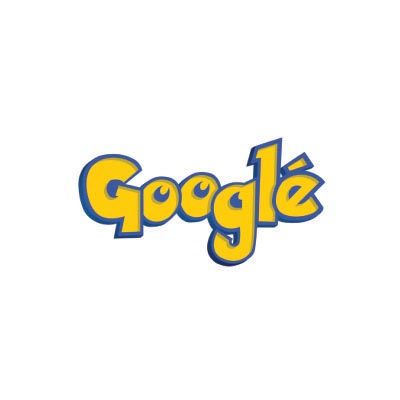 Custom google logo iron on transfers (Decal Sticker) No.100503