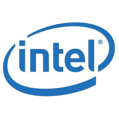 Custom intel logo iron on transfers (Decal Sticker) No.100507