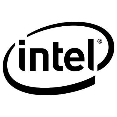 Custom intel logo iron on transfers (Decal Sticker) No.100508