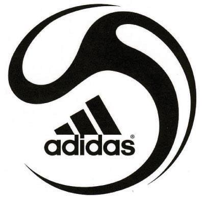 Custom adidas logo iron on transfers decal sticker no 100539
