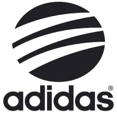 Custom adidas logo iron on transfers (Decal Sticker) No.100540