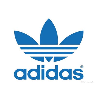 Custom adidas logo iron on transfers (Decal Sticker) No.100542