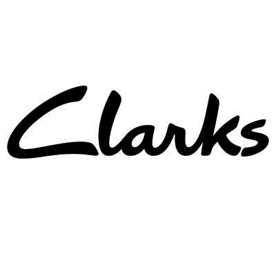 Custom clarks logo iron on transfers (Decal Sticker) No.100552